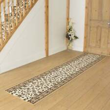 Persian Beige - Hall & Stair Carpet Runner Available in Any Length up to 30m