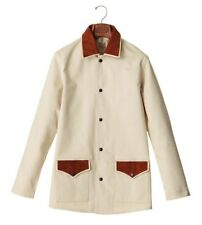 Levi's Vintage Clothing LVC Bedford Western Ranch Over Coat Cord Suede £315 M
