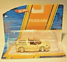 HOT WHEELS 1/50 SCALE FERRARI 360 SPIDER AWESOME DETAIL! PACKAGE IS SOLD AS SEEN