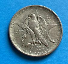New listing 1934 Texas Commemorative Silver Half Dollar - Uncirculated