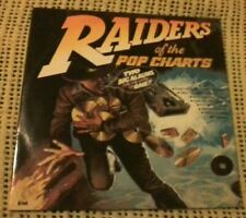 BULK ARTISTS RAIDERS OF THE POP CHARTS 2 X LP SET 1982 ORIGINAL AUSTRALIAN PRESS