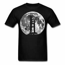 Saturn V Rocket Moon Landing Men's T-Shirt