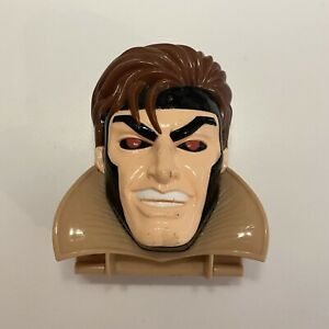 X-Men Gambit Chemical Chaos Micro Figure Playset Shell Only Bluebird Toys 1997