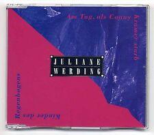 Juliane Werding Maxi-CD Am Tag Als Conny Kramer Starb - 2-track CD