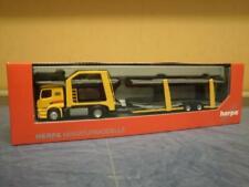 Herpa LKW MB Actros 11 Classic LOHR Autotransporter-HZ ADAC 308953