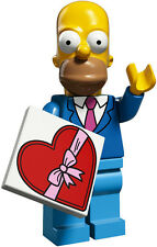 LEGO #71009 Minifigure Simpsons Series 2 DATE NIGHT HOMER