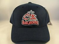 NHL Columbus Blue Jackets Vintage American Needle Snapback Hat Cap