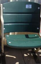 Shea Stadium seats, GREEN, set of 2 - NY METS