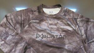 Burton AK Base Layer Top Size L