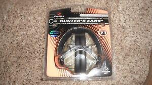 Radians Hunters Ears Electronic Earmuffs 23 dB Realtree AP