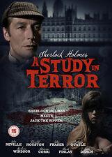 A Study in Terror - Sherlock Holmes BLU RAY 1965 Blu-Ray