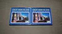 Reader's Digest Concert Under The Stars - 2 Box Set Cd's - 72 Songs