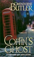 Coffin's Ghost [Worldwide Library Mysteries] by Butler, Gwendoline , Mass Market