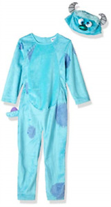 SULLY DELUXE - FANCY DRESS COSTUME (SIZE: M) COST-UNI NEW