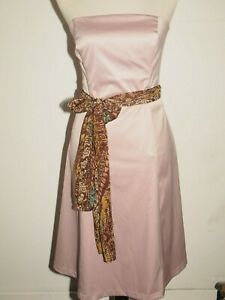 Events Pink Dress, Size 14
