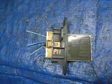 NISSAN PRIMERA P11 HEATER FAN RESISTOR CORE 1997 TO 1999 SHAPE NO2