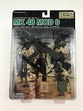 MK 48 Mod 0 Light Weight Machine Gun 1/6th Scale by Barrack Sergeant