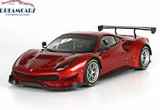 BBR Ferrari 488 GT3 1/18 P18123RF - Deluxe with display case -  Limited 24 pcs!