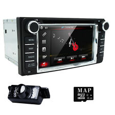 "6.2"" Car DVD Player For Toyota GPS Naivgation Stereo Radio RDS+Back Camera"