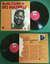 LP 33 Giri Big Maybelle Blues,Candy & Big Maybelle JAZZ BLUES no cd mc dvd vhs