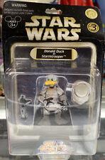 Donald Duck as Stormtrooper Disney Parks Star Wars Action Figure 2009 Series 3