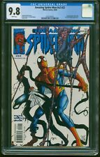 Amazing Spider-Man VOL 2 # 22 CGC Graded 9.8 NM/MINT WHITE PAGES ITEM: G-88