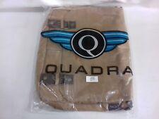 Quadra Vintage Canvas Satchel  Messenger Stylish Unisex Bag QD625 Oil Seed Rape