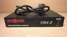 Prodjuser VDA2 video distribution amplifier - 1x BNC input / 6x BNC Output