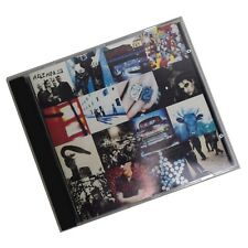U2 Achtung Baby Music CD
