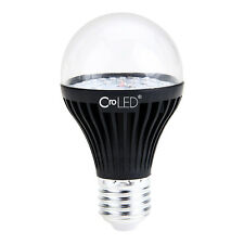 CroLED E27 A19 7W 365nm LED UV Ultraviolet Blacklight Bulb Ampoule AC100-240V