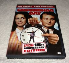 Groundhog Day (DVD, 15th Anniversary Edition)