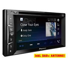 PIONEER 2-DIN DAB+/DVD/Bluetooth Auto Radioset für HONDA Jazz & Fit ab 2014