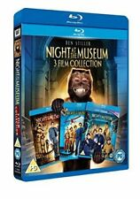 Night at the Museum: 3 Film Collection [Blu-Ray] [Region B/2] NEW