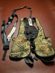 Gorilla Gear Vest/G-TAC Ghost Tree Strap Fall Defense Safety harness combo