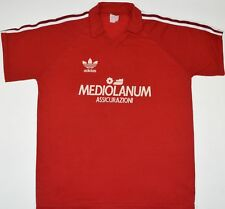 1990-1992 AC MILAN ADIDAS FOOTBALL TRAINING TOP (SIZE L)
