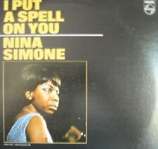 LP NINA SIMONE-I PUT A SPELL ON YOU PHILIPS MONO DEEP GROOVE PHM 200-172