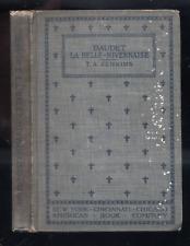 ALPHONSE DAUDET: La Belle - Nivernaise and Other Stories by T. A. Jenkins 1901