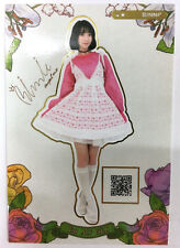 Oh My Girl 4th Mini Coloring Book Binnie Official Item photocard 1pc Kpop