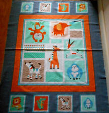 Quilt Handmade Baby Quilt Bear On Rockinghorse And Friends 32 X 40