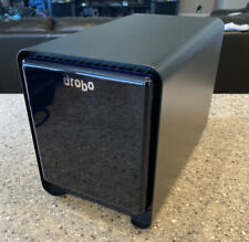 Drobo 5N: Network Attached Storage - 5 Bay Array Gigabit Ethernet Port DRDS4A21