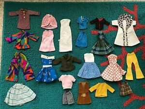 Vintage Barbie CLONE CLOTHES - BRITISH CROWN COLONY - HK - MADDIE MOD - SHILLMAN