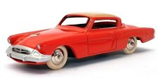 Atlas Editions Dinky Toys Appx 12cm Long 24Y - Studebaker Commander - Red/Tan