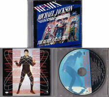 Michael Jackson DANGEROUS CD The Remix Collection Japan Collector Edition 1993
