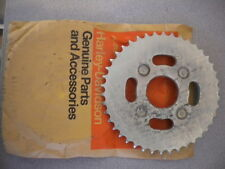 NOS Harley Davidson OEM Rear Wheel Sprocket 42T Rapido ML 125 Baja MSR 41460-68P
