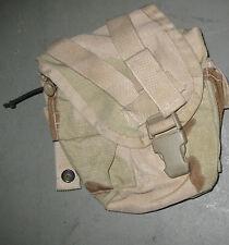 Us Army Molle II 1 Qt Cantina Cover Usado Desierto Camuflaje