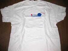 PEPSI logo vtg T shirt XL retro Bowling strike Official Drink soda pop