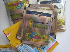 2014 Panini Brazil Stickers 50 Packs FIFA World Cup Brasil ALL 32 Teams