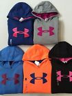 Girl's Youth Under Armour Cold Gear Loose Fit Hoodies