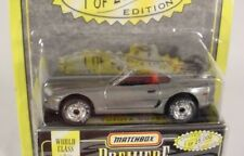 MATCHBOX PREMIERE COLLECTION DK. SILVER TOYOTA SUPRA MB30-G8