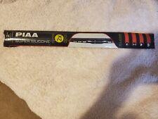"""PIAA 95055 22"""" 550mm Super Silicone Silicone Wiper Blade"""